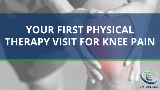 Your First Physical Therapy Appointment for Knee Pain