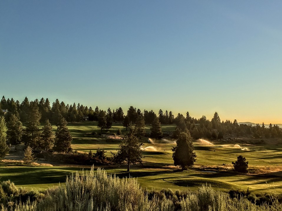golf course is Bethany Oregon