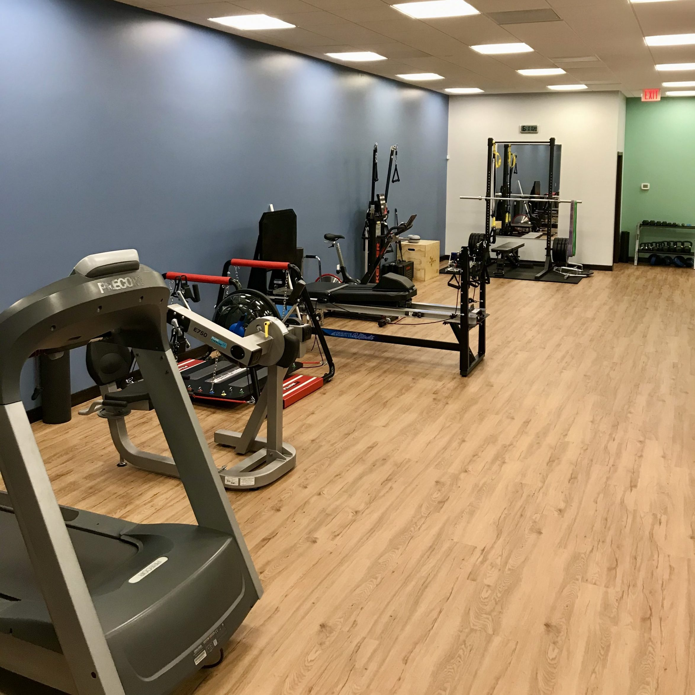 bethany oregon physical therapy clinic gym